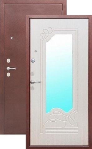 Сейф двери Ампир Беленый Дуб