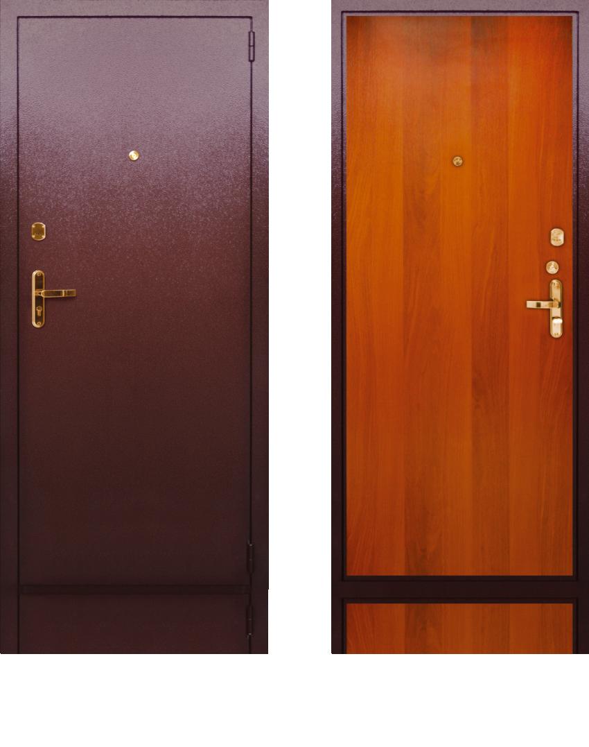 Сейф двери Берлога Эконом 1