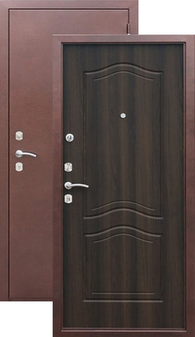 Сейф двери Венге Гарда
