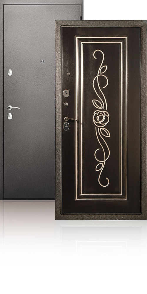 Входная дверь портун
