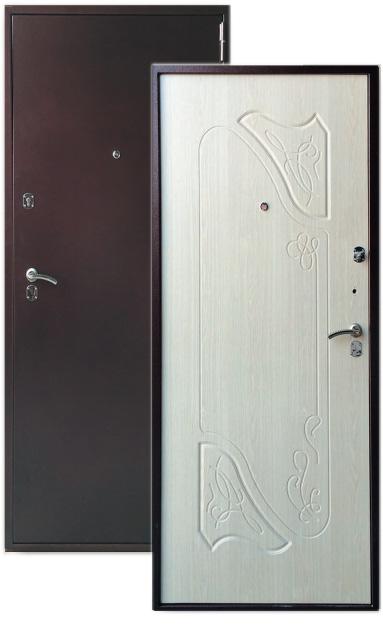 Входные двери Веста Беленый Дуб