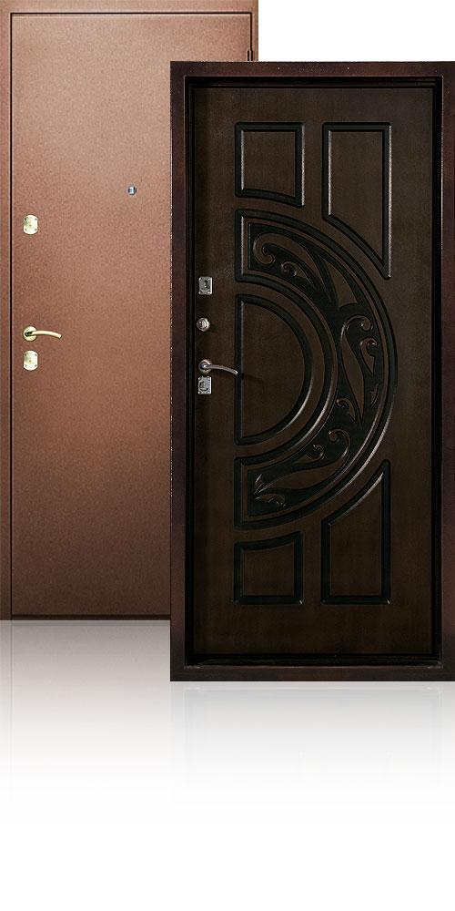 Сейф двери Термо с терморазрывом