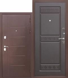Сейф двери Троя 10 см венге