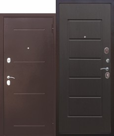 Сейф двери Гарда Венге