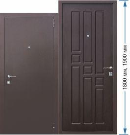 Купить сейф двери Гарда