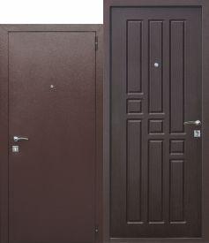 Купить сейф двери Гарда 8 мм