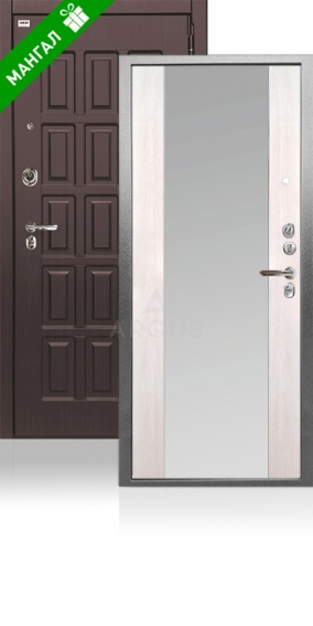 Дверь с зеркалом Да 76-5