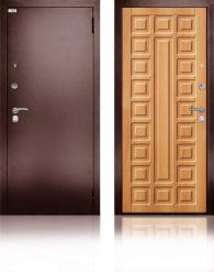 Входные двери недорого Берлога Оптима 28