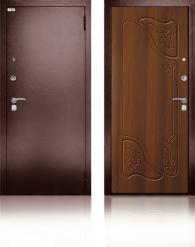 Сейф двери недорого Берлога Оптима 11