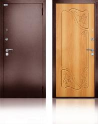Сейф двери недорого Берлога Оптима 16