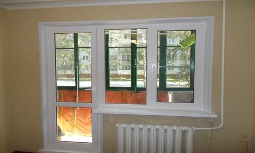 Пластиковые окна работы 2