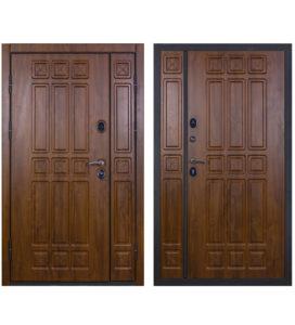 Дверь двупольная с терморазрывом